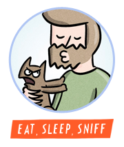HiFest - Eat, Sleep, Sniff
