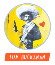 HiFest - Tom Buchanan