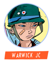 HiFest - Warwick Johnson Cadwell