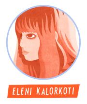 Hifest - Eleni Kalorkoti