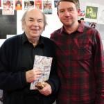 HIFEST 2014 - Sir Quentin Blake & Martin O'Neill