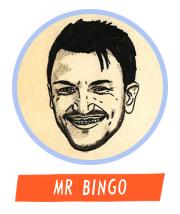 HiFest - Mr. Bingo