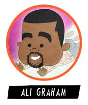 HIFEST 2016 - Ali Graham