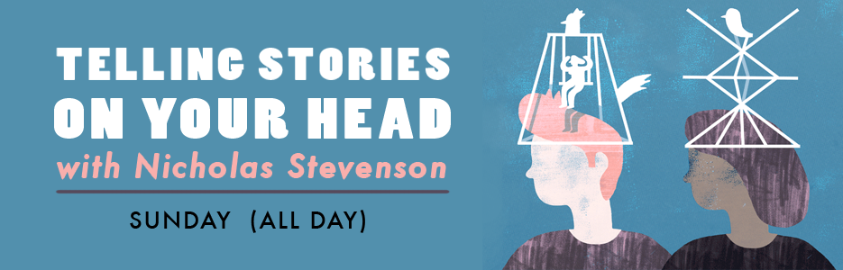 HIFEST 2016 - Telling Stories On Your Head