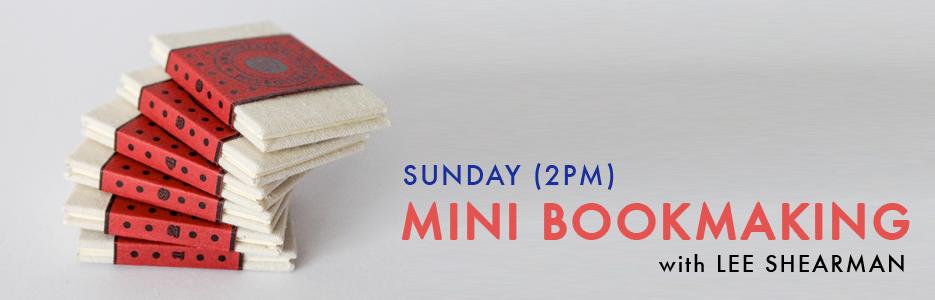 HIFEST 2016 - Mini Bookmaking