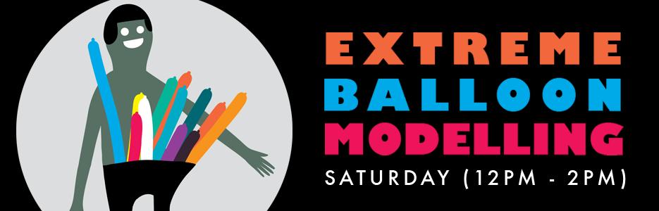HIFEST 2016 - Extreme Balloon Modelling