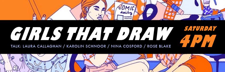 HIFEST 2016 - Girls That Draw