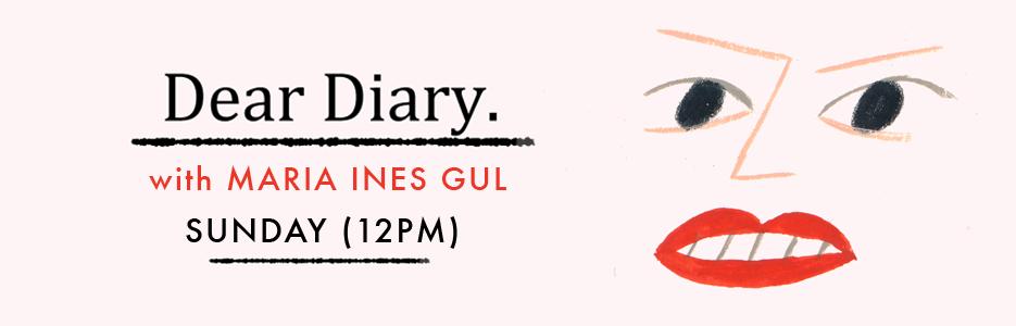 HIFEST 2016 - Dear Diary with Maria Ines Gul